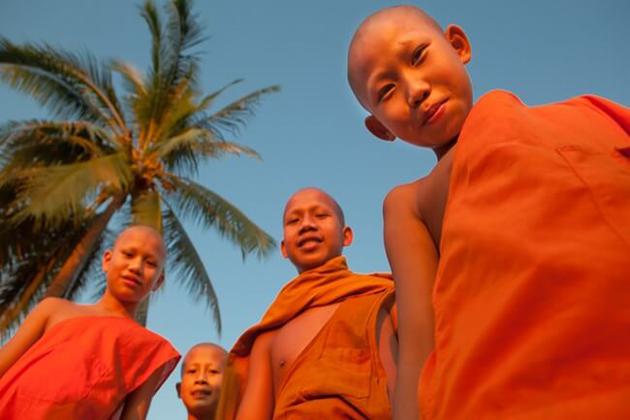 lao people characteristics