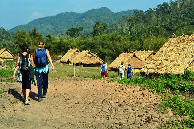lao village vientiane tours
