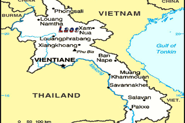Internet Packages and Networks in Laos