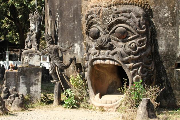 buddha park vientiane tour