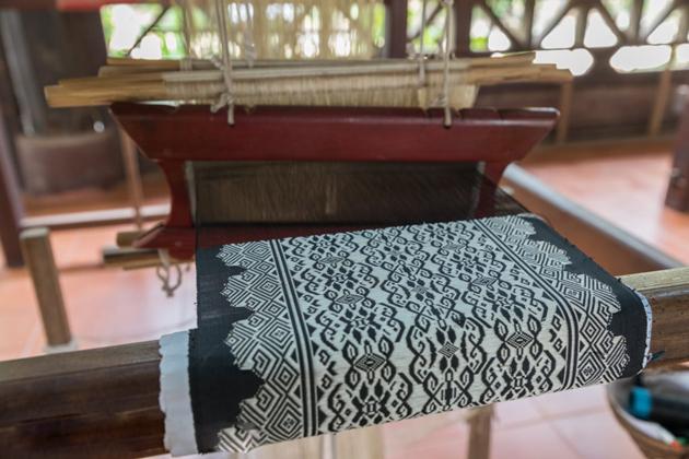 lao textile museum