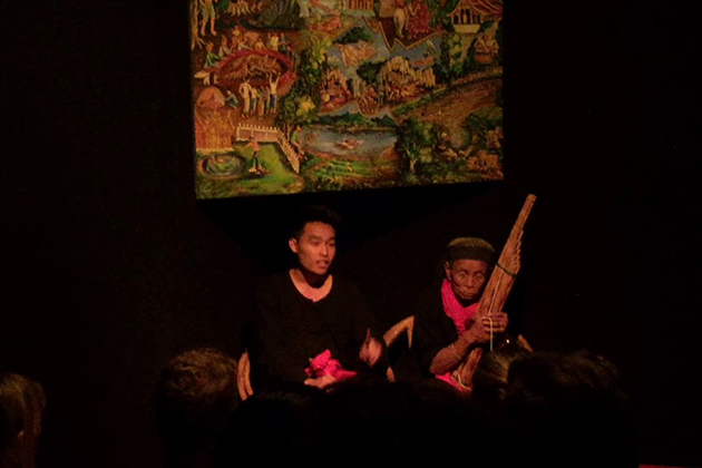 Garavek Storytelling - A Magical Show in Laos