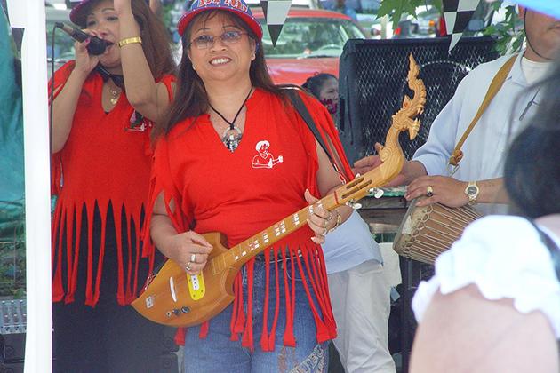 Laos Classical Music