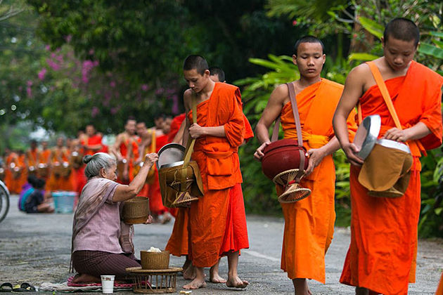 Luang Prabang City Tour – Full Day