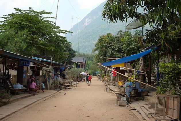 Muang Ngoi Neua - the little beautiful town