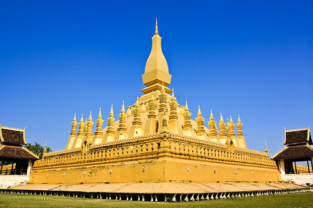 Pha That Luang vientiane tours