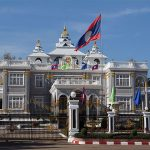The Presidental Palace vientiane tours