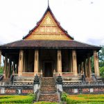 Wat Ho Phakeo vientiane tours