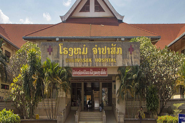 champasak hospital international hospitals in laos