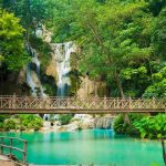 kuang si waterfall vientiane tours