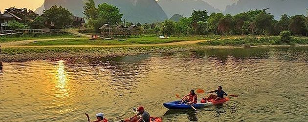 Luang Prabang Adventure Tour – 6 Days