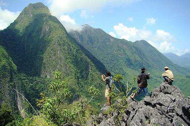 laos trekking Tours