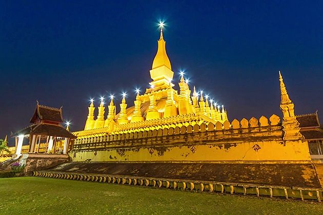 that luang temple world heritage sites in laos