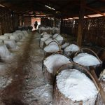 traditional salt production in Laos, Vientiane packages