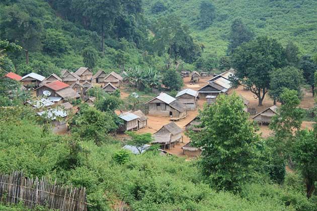 Ban Phou Luang Tai (Hmong village), Laos travel package