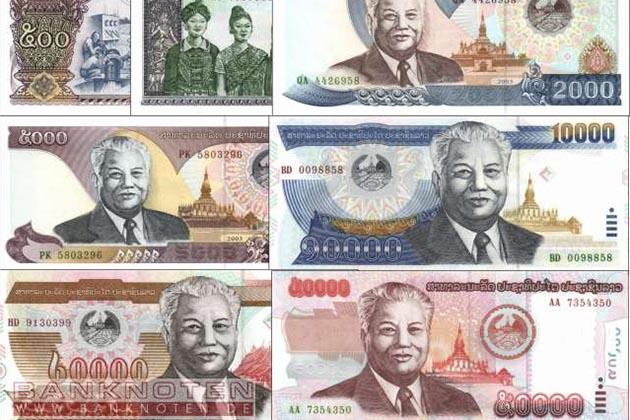 Minimum Salary in Vientiane