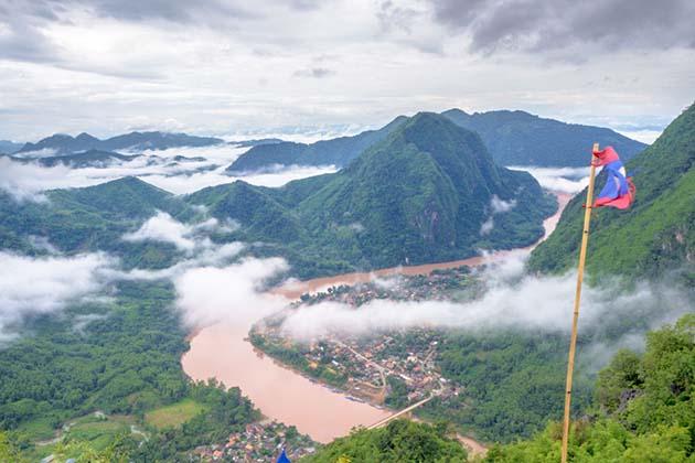 Luang Prabang, Nong Khiaw