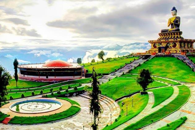 Vientiane Buddha Park, Laos vacations