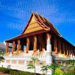 Wat Ho Phra Keo, Laos trip
