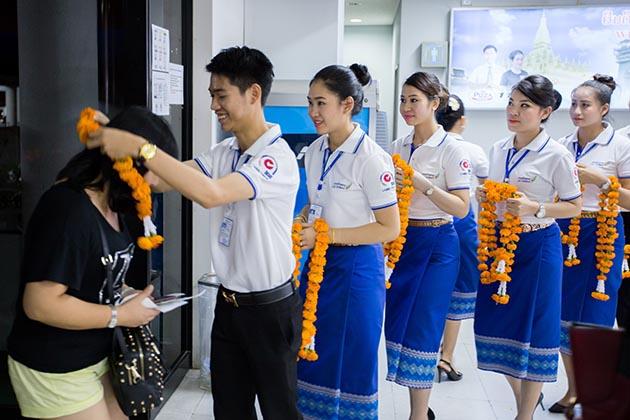 laos air line fleet