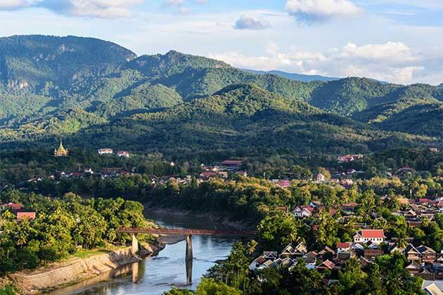 Muang Ngoi, Luang Prabang
