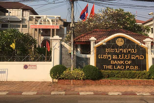 Banks in Laos | Top 3 Best Lao Banks