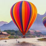 Balloon at Vang Vieng, Laos Packages