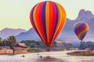 Laos Honeymoon Tour – 7 Days