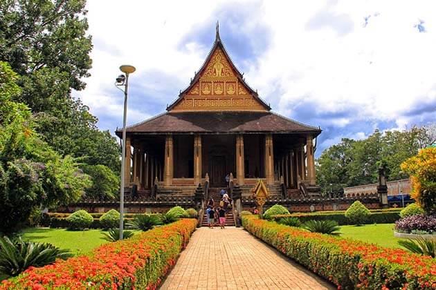 Haw-Prakeo, visit Laos