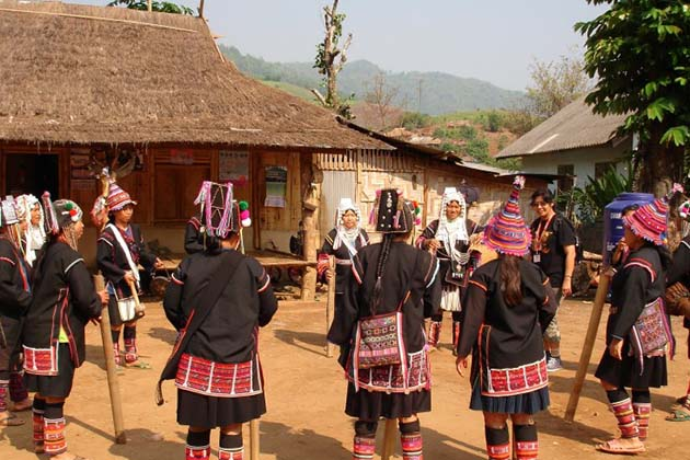 Hilltribe in Laos