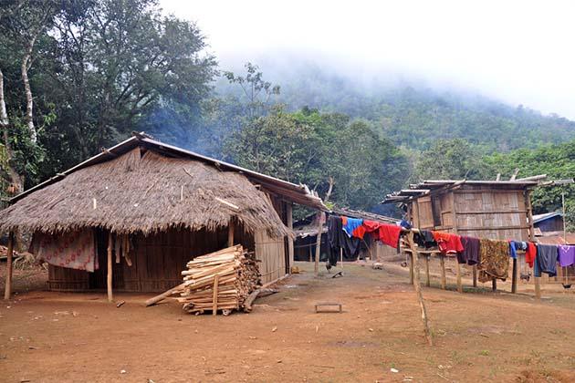 Huey Thamo Village
