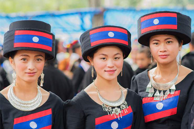 The Specialist Characteristics of Lao People