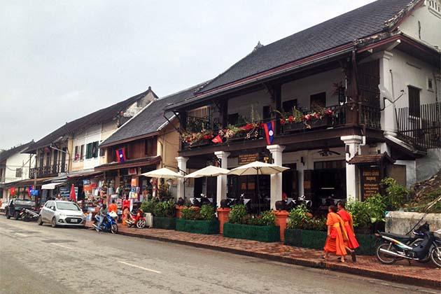 Luang Prabang Town