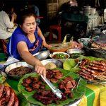 Luang Prabang street food, Laos Trips