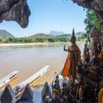Pak Ou Cave, tour in Laos