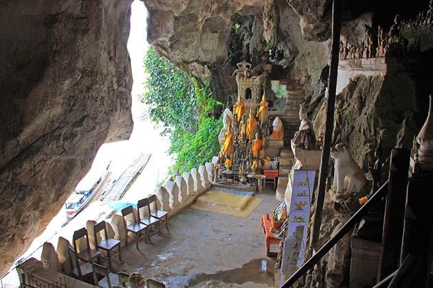 Pak Ou Cave