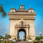 Patuxay Monument, Laos Trips