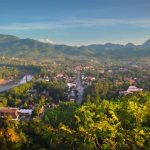 Phousi-Hill in Luang Prabang, Laos Adventure Tours