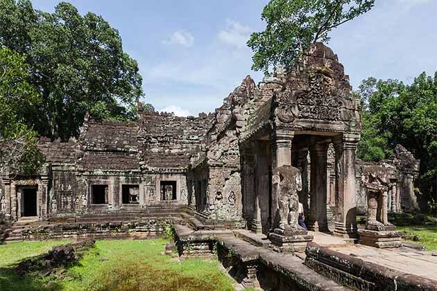 Praxack-Kham-Temple, Laos itinerary
