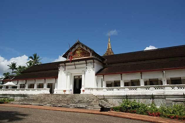 Royal Palace Museum, Laos tour package