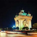 Vientiane nightlife, tour in Laos
