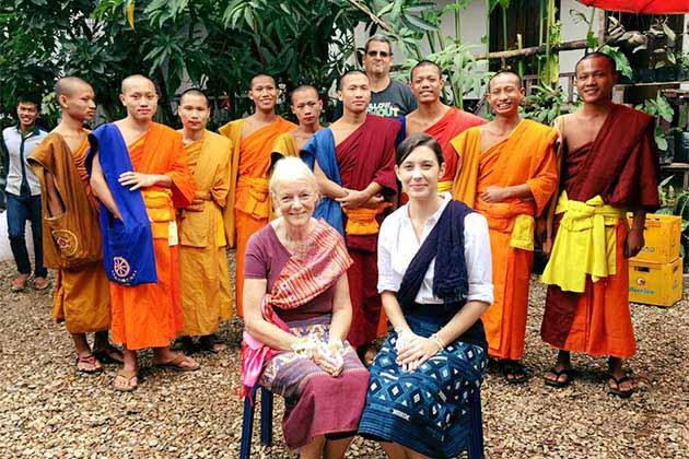 Lao Family