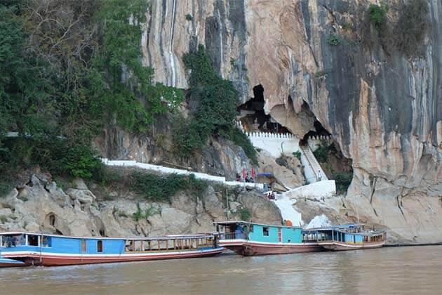 pak-Ou-Cave, Luang Prabang tour