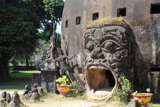 Buddha-Park-in-Vientiane, Vientiane tours