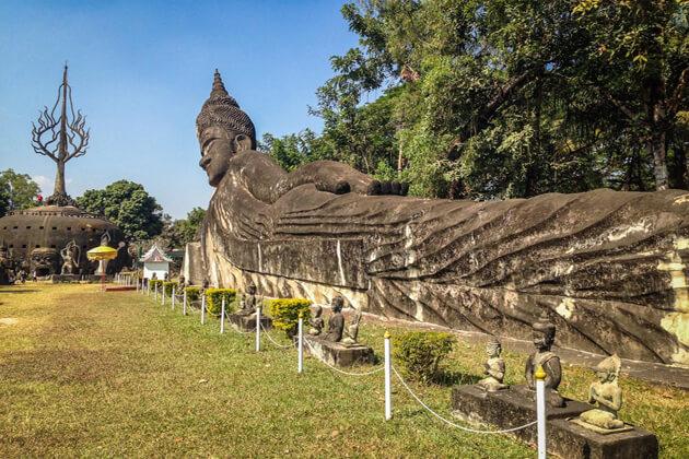 Buddha-Park-vientiane-tours