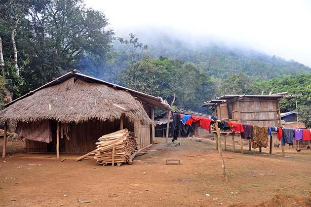 Hmong village, Lyang Prabang Trips