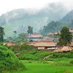 Khmu villages in Laos, Laos vacation