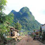 Lao Loum Village.