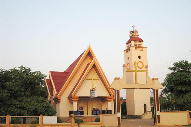 Laos Christianity