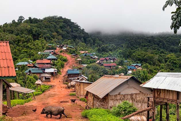 Laos Villages, Laos Tours